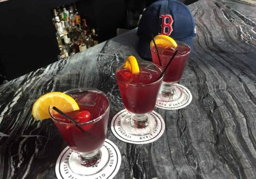 Kendall Square Cocktails